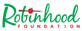 Robin Hood Foundation Sticky Logo Retina